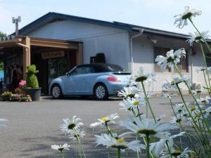珈琲工房いしかわ本店 石巻市北村字小崎一15-3 静かな高台にある癒やしの空間です。
